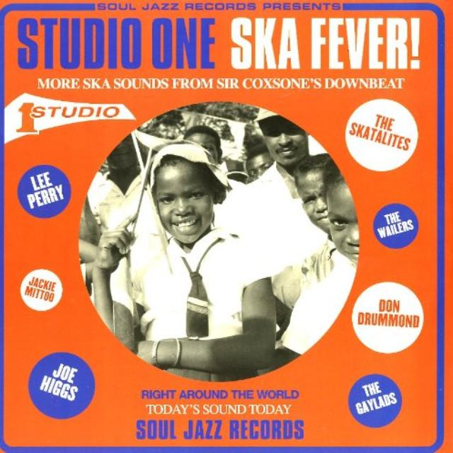 Studio One Ska Fever: More Ska Sounds / Various