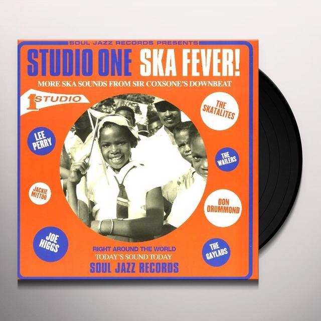 STUDIO ONE SKA FEVER: MORE SKA SOUNDS / VARIOUS Vinyl Record