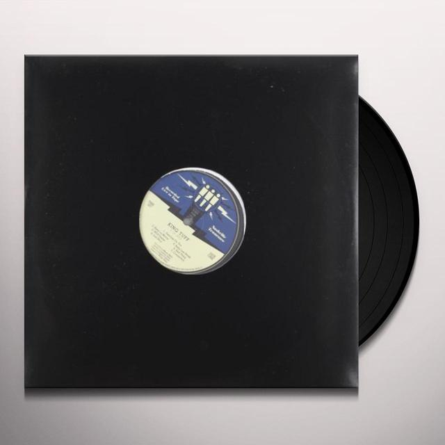King Tuff THIRD MAN LIVE 07-13-2012 Vinyl Record