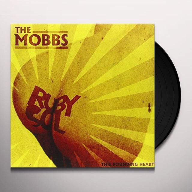 Mobbs RUBY SOL Vinyl Record