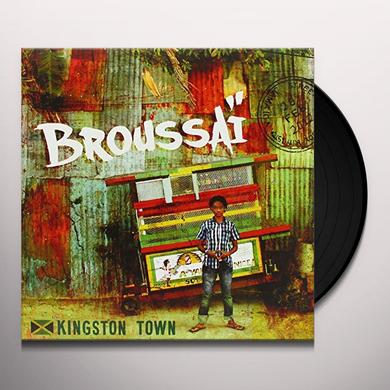 Broussai KINGSTON TOWN Vinyl Record - Holland Import