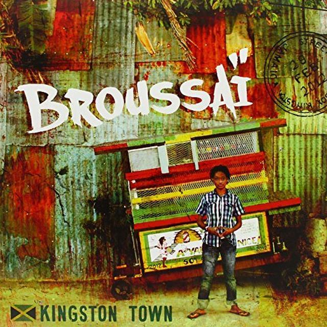Broussai KINGSTON TOWN Vinyl Record - Holland Import