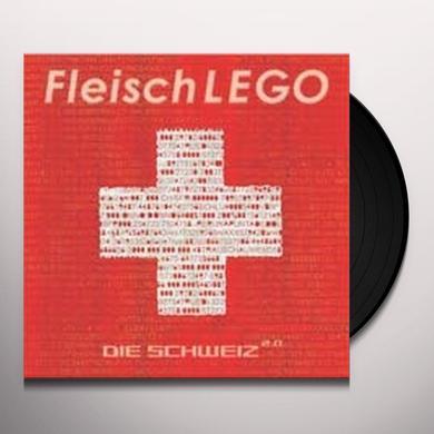 Fleischlego DIE SCHWEIZ 2.0 Vinyl Record