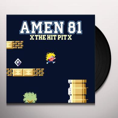 Amen 81 HITPIT Vinyl Record