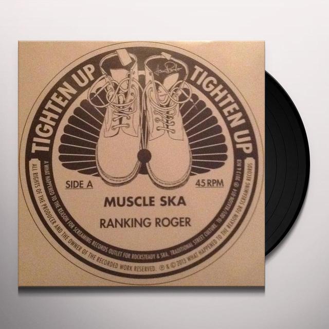 Ranking Roger MUSCLE SKA Vinyl Record