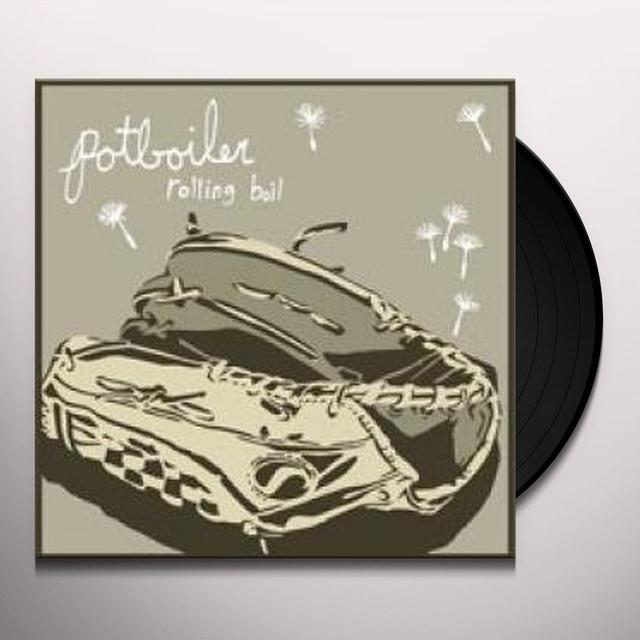 Potboiler ROLLING BOIL Vinyl Record