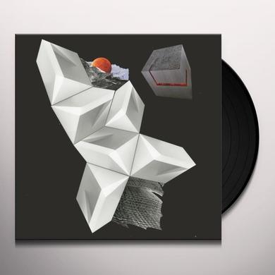 Jack Dixon EDGE OF THE UNIVERSE Vinyl Record