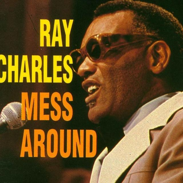 ray charles mess around vinyl record. Black Bedroom Furniture Sets. Home Design Ideas