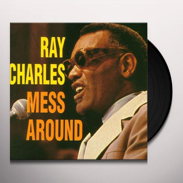 Ray Charles MESS AROUND Vinyl Record