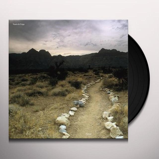 Robert Fripp / Theo Travis FOLLOW Vinyl Record - Limited Edition, 180 Gram Pressing