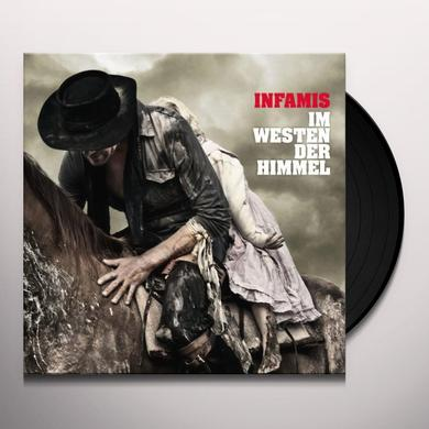 Infamis IM WESTEN DER HIMMEL Vinyl Record