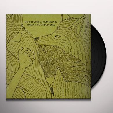 Locktender / Oaken 4 WAY SPLIT Vinyl Record - Limited Edition