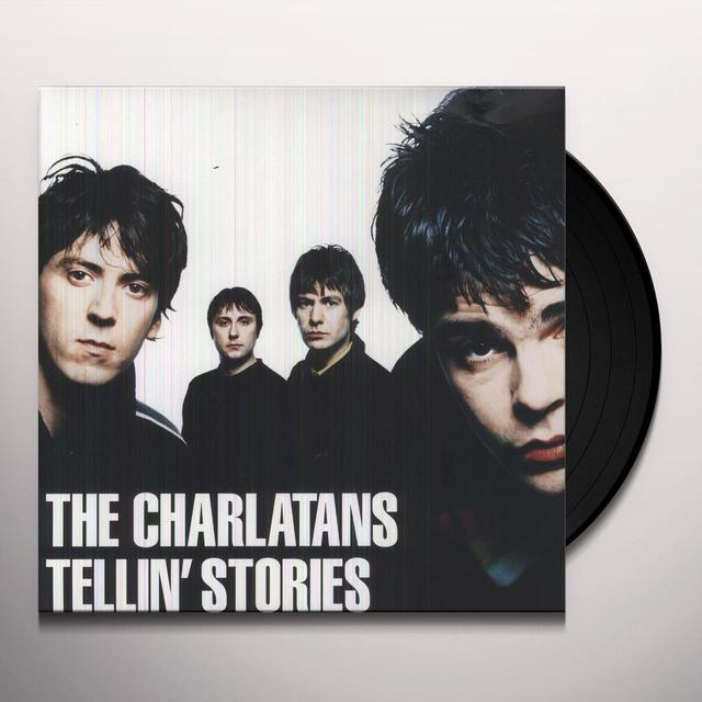 The Charlatans TELLIN STORIES Vinyl Record