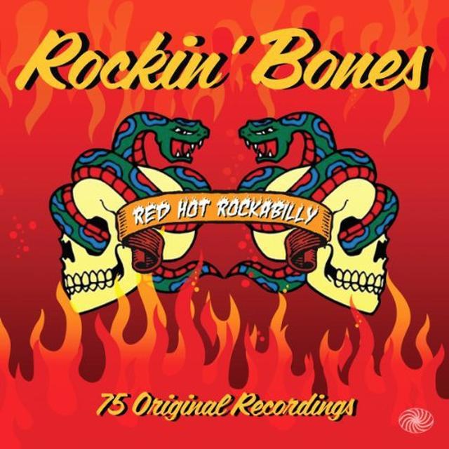 ROCKIN BONES / VARIOUS Vinyl Record