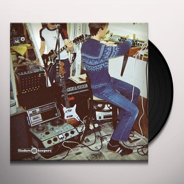 T.R.A.S.E. ELECTRONIC ROCK Vinyl Record