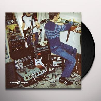 T.R.A.S.E. ELECTRONIC ROCK Vinyl Record - UK Import