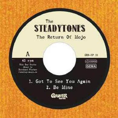 Steadytones RETURN OF MOJO Vinyl Record