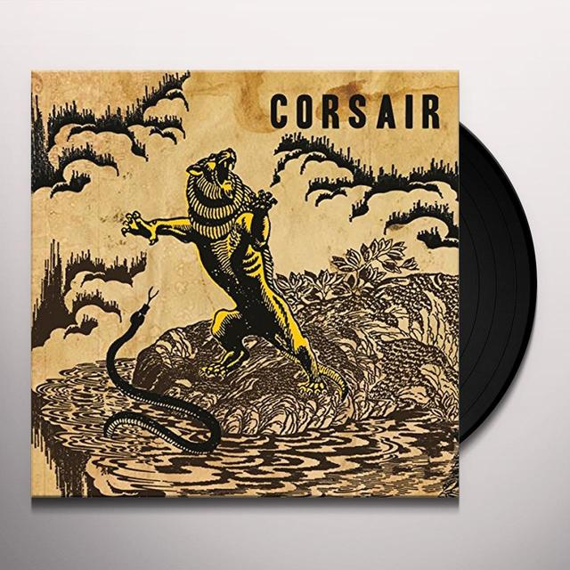 CORSAIR Vinyl Record - Limited Edition