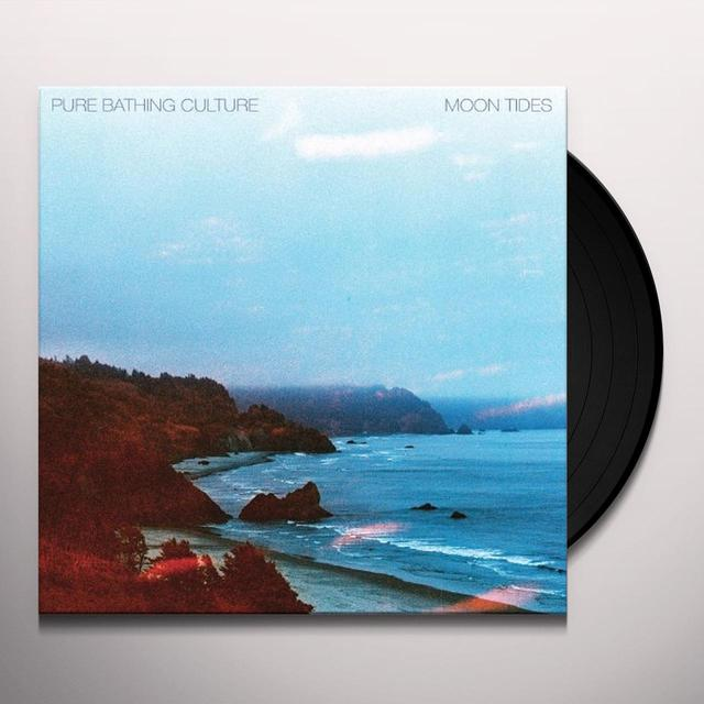 Pure Bathing Culture MOON TIDE Vinyl Record - UK Import