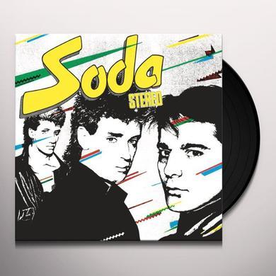 SODA STEREO Vinyl Record