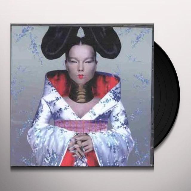Bjork HOMOGENIC Vinyl Record