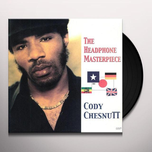 Cody Chesnutt HEADPHONE MASTERPIECE Vinyl Record