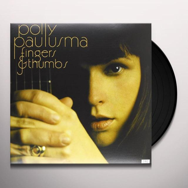 Polly Paulusma FINGERS & THUMBS Vinyl Record - Limited Edition