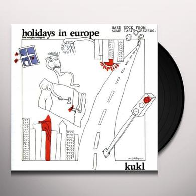Kukl HOLIDAYS IN EUROPE Vinyl Record