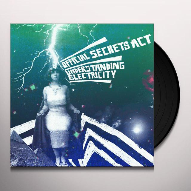Official Secrets Act UNDERSTANDING ELECTRICITY Vinyl Record