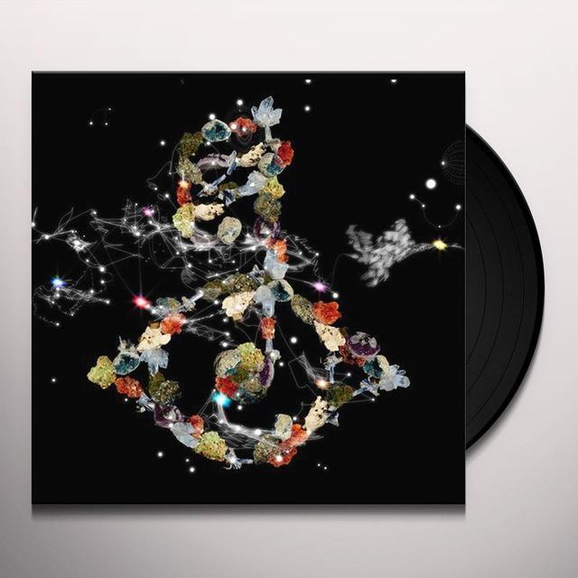 Bjork BIOPHILIA Vinyl Record - UK Import