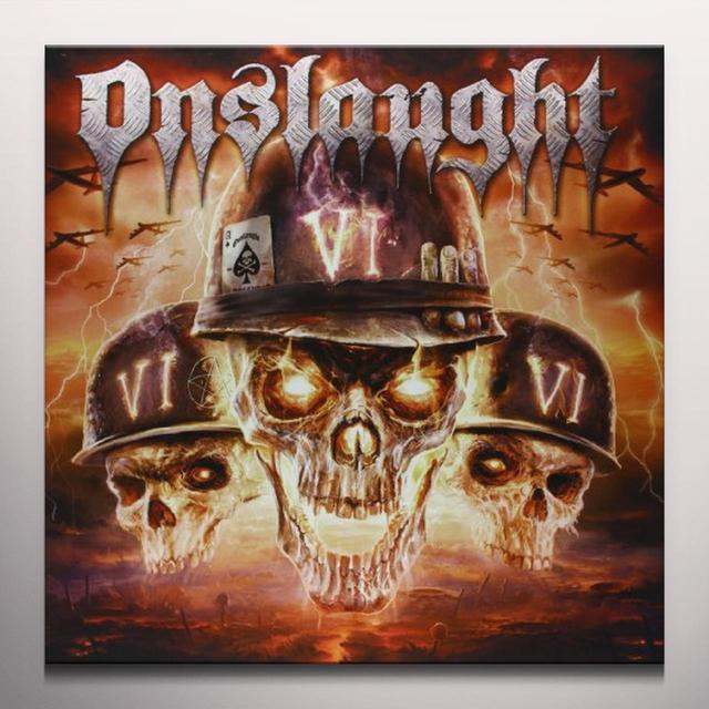 Onslaught VI Vinyl Record - Black Vinyl, Colored Vinyl