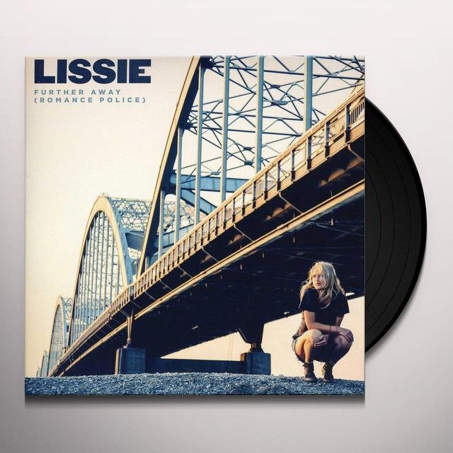 Lissie FURTHER AWAY Vinyl Record