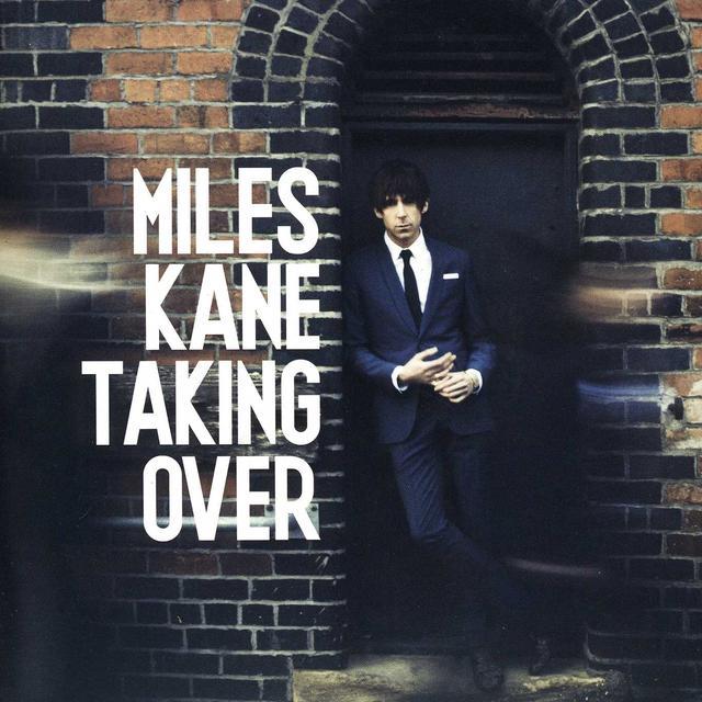 Miles Kane TAKING OVER (Vinyl)