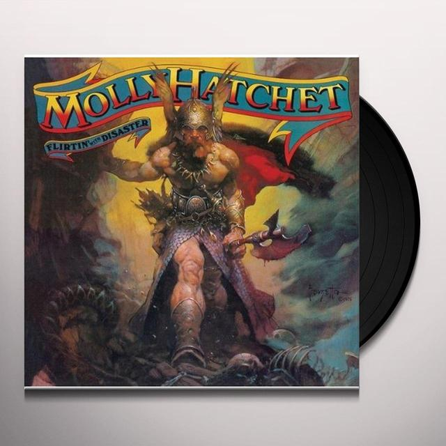 Molly Hatchet FLIRTIN WITH DISASTER Vinyl Record