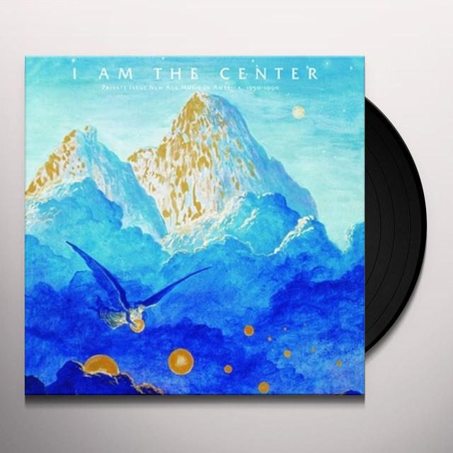 AM THE CENTER: PRIVATE ISSUE NEW AGE MUSIC / VAR Vinyl Record