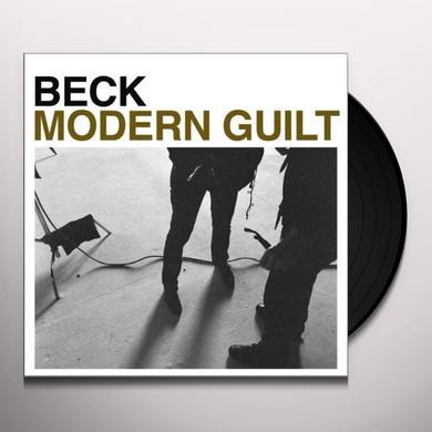 Beck MODERN GUILT Vinyl Record - UK Import