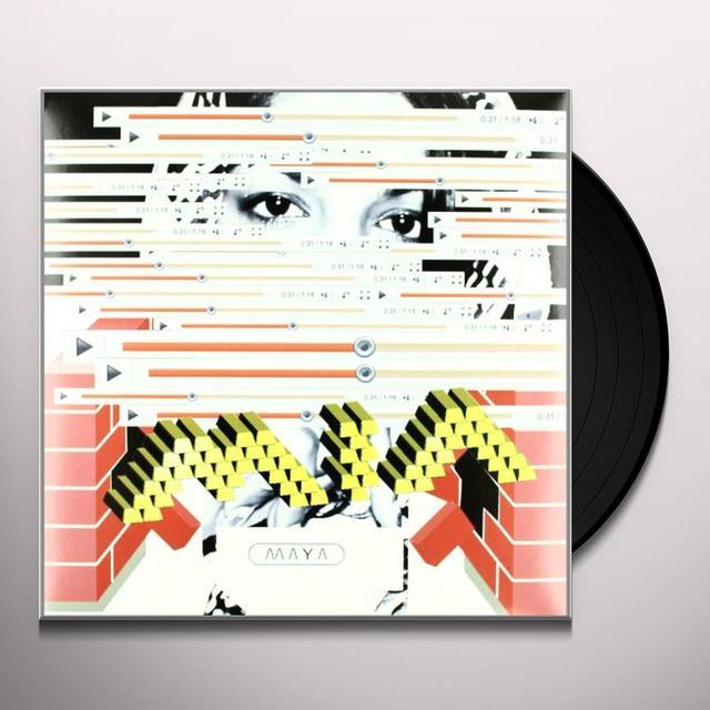 Mia MAYA Vinyl Record