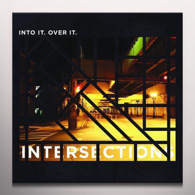 Into It Over It INTERSECTIONS Vinyl Record - Colored Vinyl, Digital Download Included