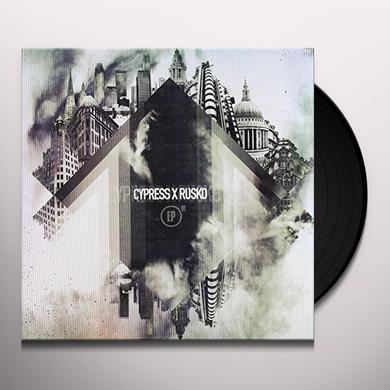 Cypress Hill / Rusko CYPRESSXRUSKO Vinyl Record