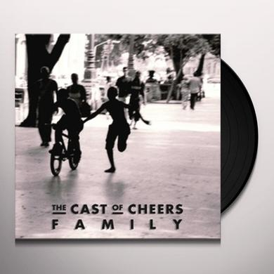 The Cast Of Cheers FAMILY Vinyl Record