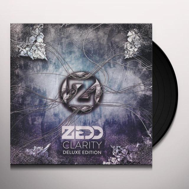 ZEDD CLARITY Vinyl Record - Deluxe Edition