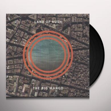 Land Of Kush BIG MANGO Vinyl Record - 180 Gram Pressing, Digital Download Included