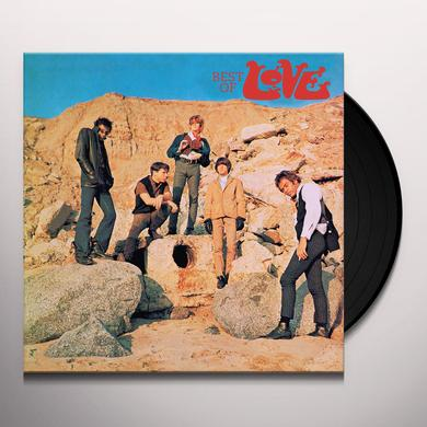 BEST OF LOVE Vinyl Record - Limited Edition, 180 Gram Pressing