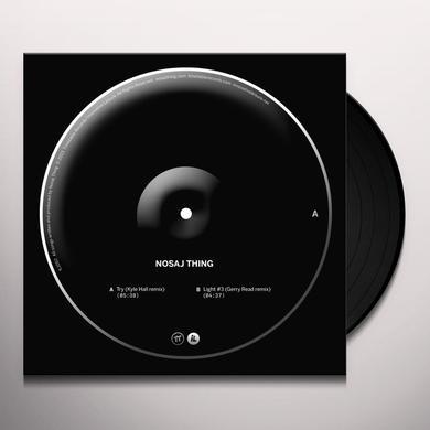 Nosaj Thing HOME REMIXES Vinyl Record