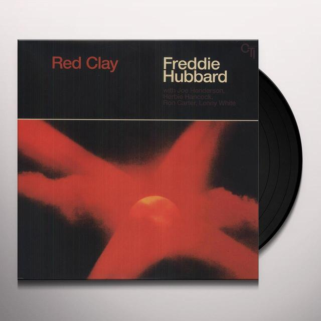 Freddie Hubbard RED CLAY Vinyl Record - 180 Gram Pressing
