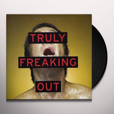 Tim Kasher TRULY FREAKING OUT Vinyl Record - Digital Download Included