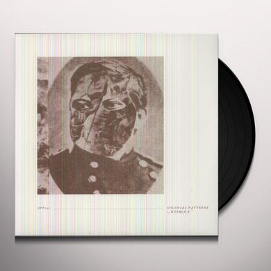 Huerco S COLONIAL PATTERNS Vinyl Record - Digital Download Included