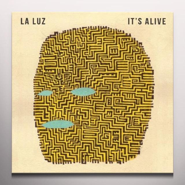 La Luz IT'S ALIVE Vinyl Record - Colored Vinyl, Digital Download Included