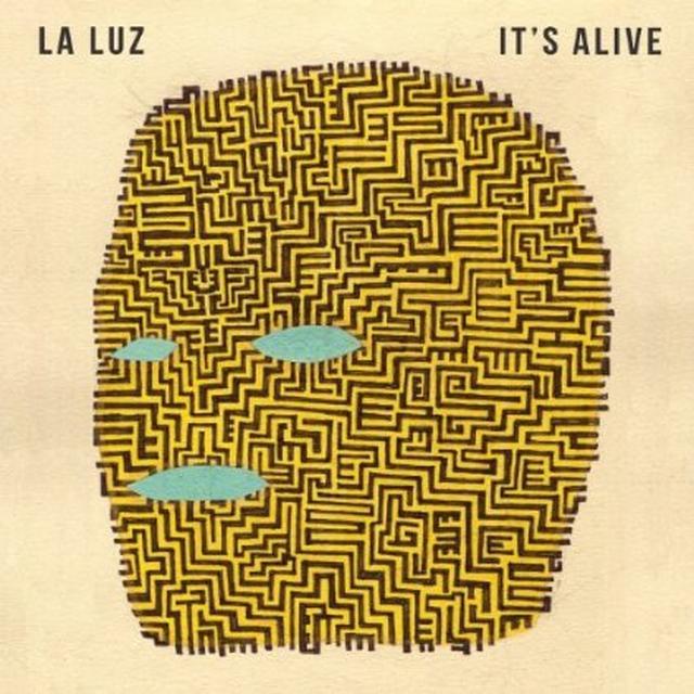 La Luz IT'S ALIVE Vinyl Record