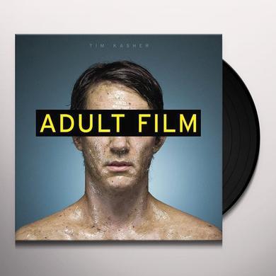 Tim Kasher ADULT FILM Vinyl Record
